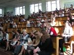 Вручение студенческих билетов 2011-22