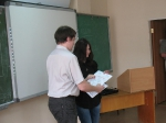 Ежегодная XL Студенческая научно-практическая конференция-10